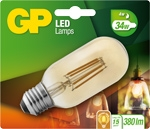 gp led T45 Buis Filament 4w e14 (34w) Gold