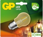 gp led kogel Filament 1,2w e27 (11w) Gold
