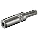 3.5 mm mono klink contra metaal