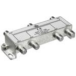 F-splitter 5-1000 MHz; voor CAI; 6 -voudig