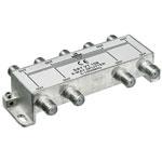F-splitter 5-1000 MHz; voor CAI; 8 -voudig