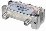 F-splitter 5-2450 MHz; voor SAT; 4-voudig