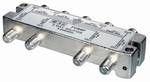 F-splitter 5-2450 MHz; voor SAT; 8-voudig