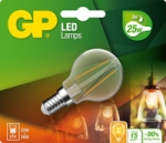 gp led kogel Filament 2,1w e14 (25w) warm wit