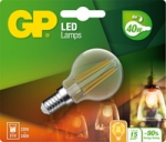 gp led kogel Filament 4,4w e14 (40w) warm wit