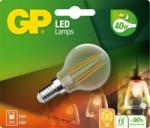 gp led kogel Filament 4,4w e14 (40w) warm wit licht