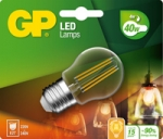 gp led kogel Filament 4,4w e27 (40w) warm wit