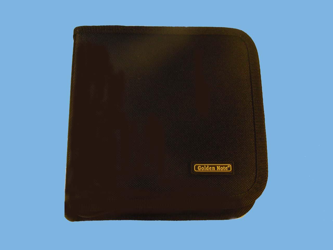 CD wallet 24 cd's
