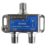 3D line 2 way splitter 1.2Ghz