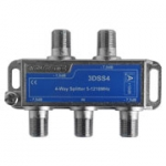 3D line 4 way splitter 1.2Ghz