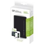 gp portable powerbank gp381 zwart