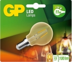 gp led kogel Filament 1,2w e14 (11w) Gold