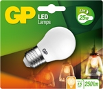 gp led kogel Filament 2,5w e27 (25w) Mat