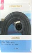 monitor hdmi-dvi kabel 5.00 mtr.