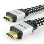 High Speed HDMI met ethernet 1.00 mtr.