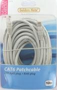 UTP CAT6 kabel 10.00 m.