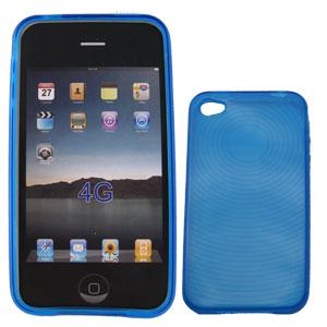 TPU zij-en achterhoes 4G/S blauw