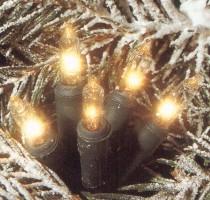minisnoer wit 40 heldere lampjes