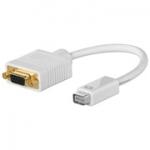 mini DVI-steker naar VGA contra
