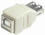USB adapter A-contra > B-contra