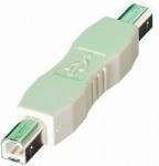 USB adapter B-steker > B-steker