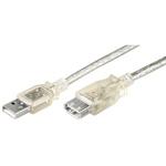 USB2.0 A-steker > A-contra 5.00 mtr.