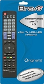 Universele afstandsbediening voor LG TV