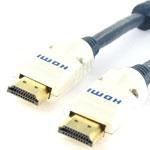 High speed hdmi kabel met ethernet 1.00 mtr.