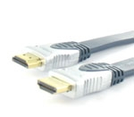 High Speed HDMI met ethernet 2.00 mtr.