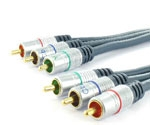 Home Cinema RGB kabel 5.00  mtr.
