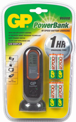 powerbank v600d