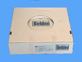 Coaxkabel Belden H125 wit 100 mtr.