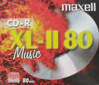 maxell cdr80 audio 80 min jewelcase