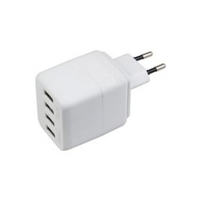 Oplader 230V / 4x USB 4.8A
