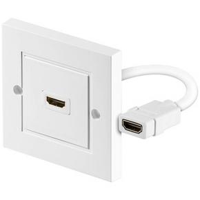 HDMI wandcontactdoos