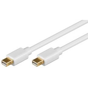 mini Displayport kabel 1.00 mtr.