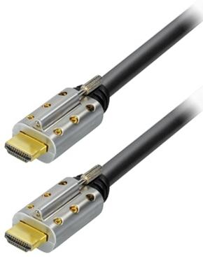 high speed hdmi kabel met ethernet chiptechnologie 20.00 mtr.