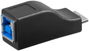 USB 3.0 adapter A-contra > Micro B-steker