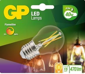 gp led Kogel FlameDim 4.5w e27 (40w)
