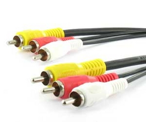 audio video kabel 2.00 mtr.