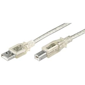 USB 2.0 A-steker > B-steker 5.00 mtr.