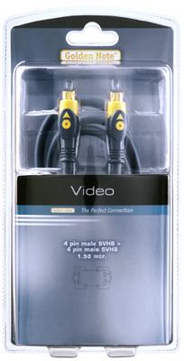 Masterline svhs kabel 1.50 mtr.