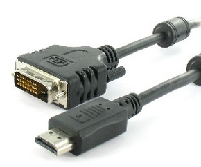 monitor hdmi-dvi kabel 2.00 mtr.