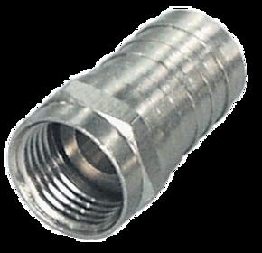 F-connector crimp 7mm