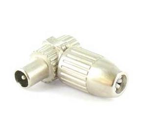 9,5mm HF coax-steker