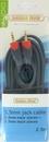 Masterline 3.5mm jackkabel 2.50 mtr.