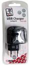 Oplader 230V / USB 1A