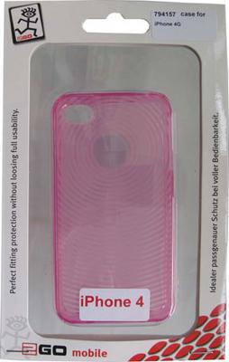 TPU zij-en achterhoes 4G/S roze