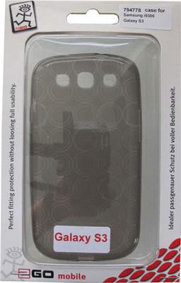 TPU zij-en achterhoes Sam Galaxy S3