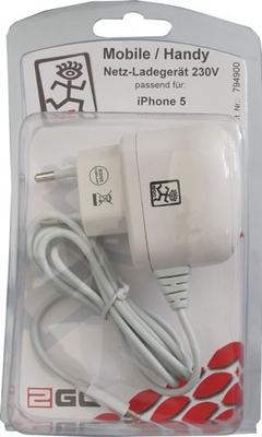Opplader 230V iPhone 5